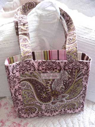 Tote Patterns Free : Related images to free bags totes purse sewing patterns and projects