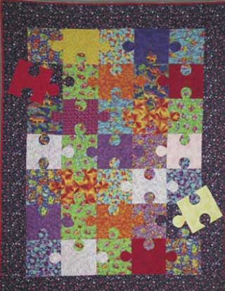 Simple Block Baby Quilt Patterns - pincoloring