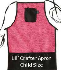 Free Sewing Pattern Sew a Dish Liquid Bottle Apron - Plus Free